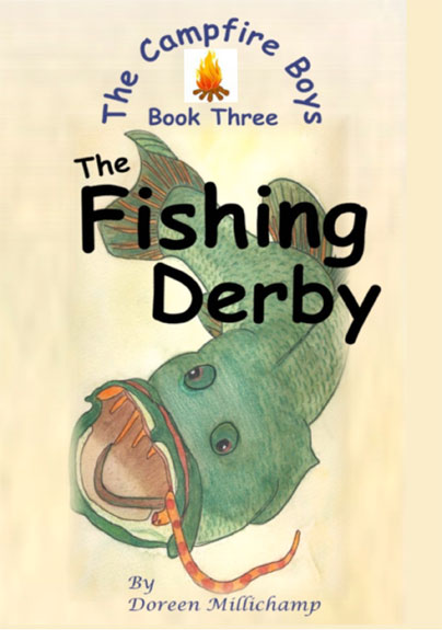 The Fishing Derby - The Campfire Boys Book 3