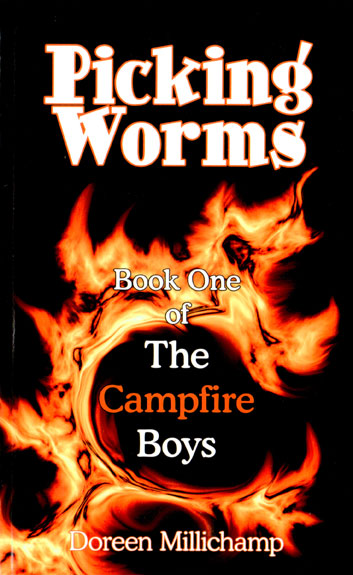 Picking Worms – The Campfire Boys Book One